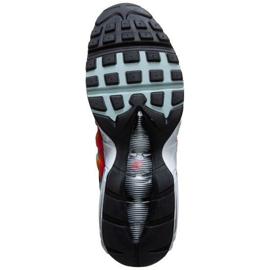 Air Max 95 Essential Sneaker Herren, schwarz / blau, zoom bei OUTFITTER Online