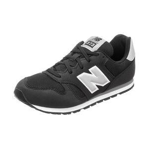 YC373-M Sneaker Kinder, schwarz / weiß, zoom bei OUTFITTER Online