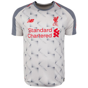 FC Liverpool Trikot 3rd 2018/2019 Herren, Grau, zoom bei OUTFITTER Online
