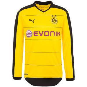 Borussia Dortmund Trikot Home 2015/2016 Herren, Gelb, zoom bei OUTFITTER Online