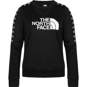 Train N Logo Sweatshirt Damen, schwarz / weiß, zoom bei OUTFITTER Online