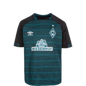 SV Werder Bremen Trikot Away 2018/2019 Kinder, Grün, zoom bei OUTFITTER Online