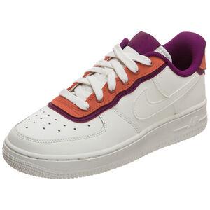 Air Force 1 '07 SE Premium Sneaker Damen, beige / orange, zoom bei OUTFITTER Online