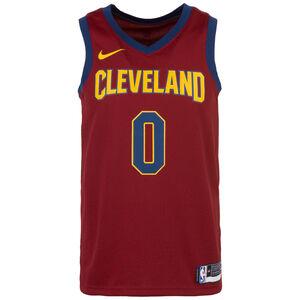 Cavaliers Love Swingman Basketballtrikot Herren, rot / orange, zoom bei OUTFITTER Online