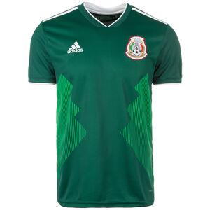 FMF Mexiko Trikot Home WM 2018 Herren, Grün, zoom bei OUTFITTER Online