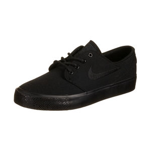 Janoski Charge Canvas Sneaker Kinder, schwarz, zoom bei OUTFITTER Online