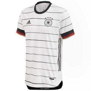 DFB Trikot Home Authentic EM 2021 Herren, weiß / schwarz, zoom bei OUTFITTER Online