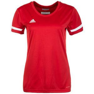 Team 19 Trainingstrikot Damen, rot / weiß, zoom bei OUTFITTER Online