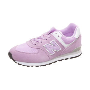 GC574-M Sneaker Kinder, rosa / weiß, zoom bei OUTFITTER Online