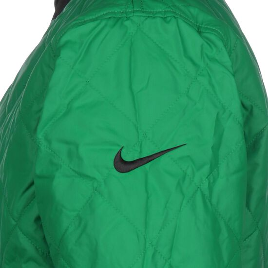 NBA Boston Celtics Courtside Reversible Jacke Herren, schwarz / grün, zoom bei OUTFITTER Online