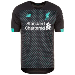 FC Liverpool Trikot 3rd 2019/2020 Herren, schwarz / mint, zoom bei OUTFITTER Online