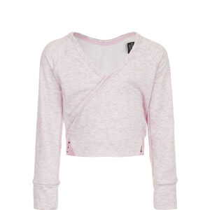 Studio Reversible Trainingsshirt Kinder, rosa, zoom bei OUTFITTER Online
