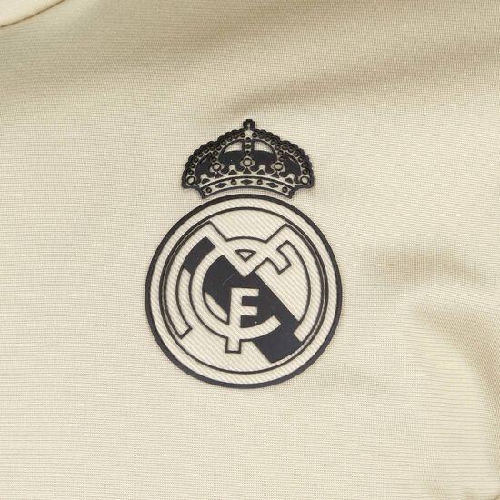 Real Madrid Trainingsanzug Herren, beige / schwarz, zoom bei OUTFITTER Online