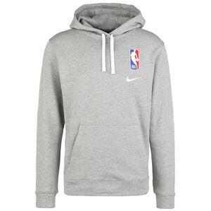 NBA Courtside Kapuzenpullover Herren, grau, zoom bei OUTFITTER Online