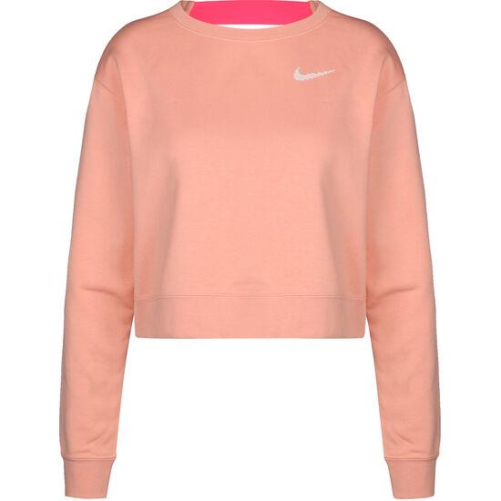Future Femme Trainingssweatshirt Damen, rosa, zoom bei OUTFITTER Online