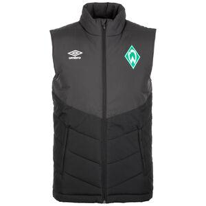 SV Werder Bremen Weste Herren, Schwarz, zoom bei OUTFITTER Online
