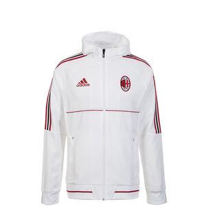 AC Mailand Präsentationsjacke Kinder, Weiß, zoom bei OUTFITTER Online