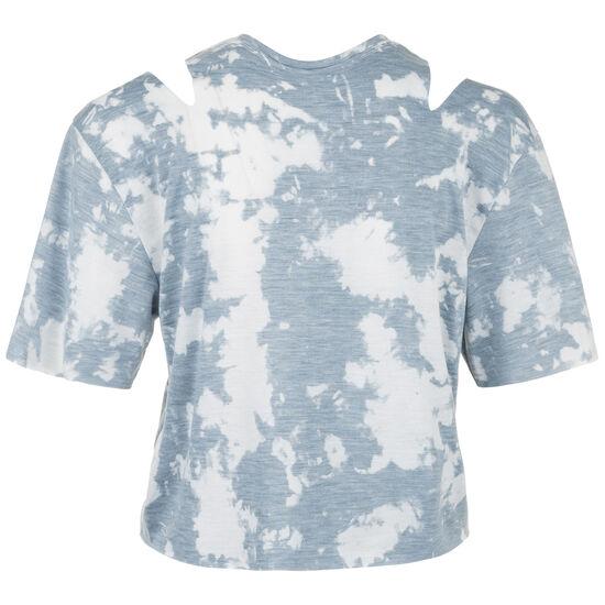 Icon Clash GX Trainingsshirt Damen, grau / weiß, zoom bei OUTFITTER Online