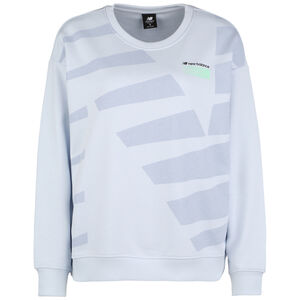 Sport Style Optiks Crew Sweatshirt Damen, hellgrau, zoom bei OUTFITTER Online