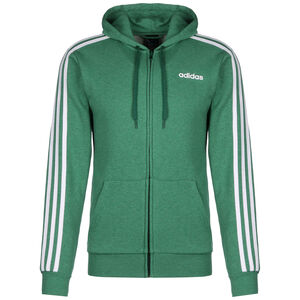 Essentials 3-Stripes Trainingsjacke Herren, mint / weiß, zoom bei OUTFITTER Online