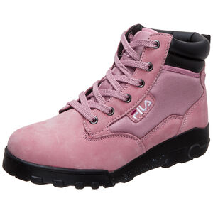 Grunge II Mid Boot Frauen, rosa, zoom bei OUTFITTER Online