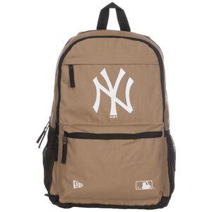 MLB New York Yankees Delaware Sportrucksack, beige / weiß, zoom bei OUTFITTER Online