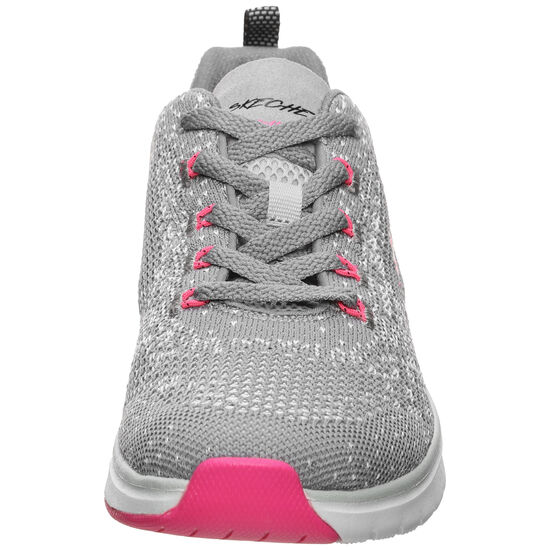 Ultra Groove Trainingsschuh Damen, grau / pink, zoom bei OUTFITTER Online
