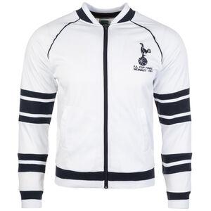 Tottenham Hotspur 1981 FA Cup Finale Trainingsjacke Herren, Weiß, zoom bei OUTFITTER Online