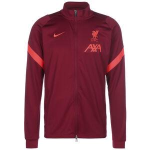 FC Liverpool Strike Trainingsjacke Herren, dunkelrot / neonrot, zoom bei OUTFITTER Online