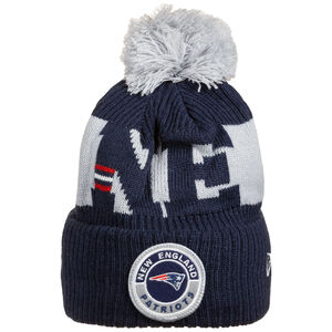 NFL New England Patriots Cold Weather Sport Knit Mütze, , zoom bei OUTFITTER Online