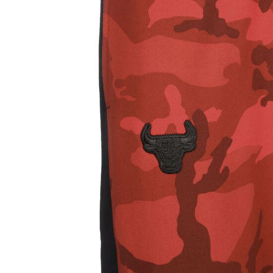 Chicago Bulls AOP Jogginghose Herren, rot / schwarz, zoom bei OUTFITTER Online