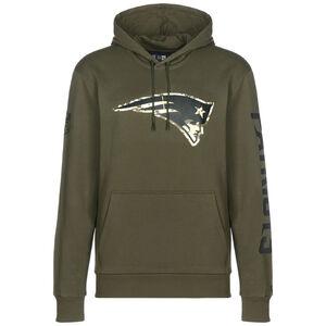NFL New England Patriots Digi Camo Kapuzenpullover Herren, dunkelgrün, zoom bei OUTFITTER Online