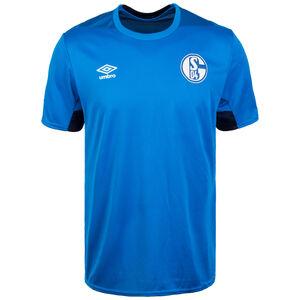 FC Schalke 04 Trainingsshirt Herren, Blau, zoom bei OUTFITTER Online