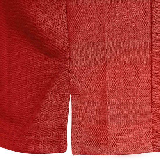 Team 19 Poloshirt Herren, rot / weiß, zoom bei OUTFITTER Online