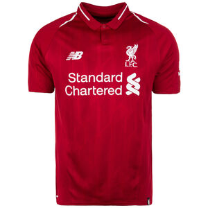FC Liverpool Trikot Home 2018/2019 Herren, Rot, zoom bei OUTFITTER Online