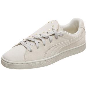 Suede Crush Studs Sneaker Damen, beige, zoom bei OUTFITTER Online