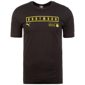 Borussia Dortmund Fan T-Shirt Herren, schwarz / gelb, zoom bei OUTFITTER Online
