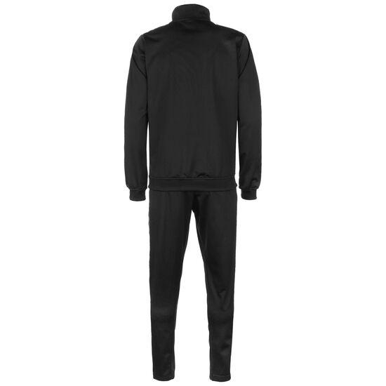 Active Style Taped Tricot Trainingsanzug Herren, schwarz / weiß, zoom bei OUTFITTER Online