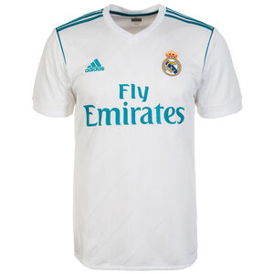 Real Madrid Trikot Home 2017/2018 Herren, Weiß, zoom bei OUTFITTER Online