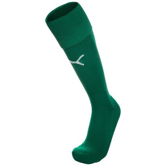 Team II Sockenstutzen, grün / weiß, zoom bei OUTFITTER Online
