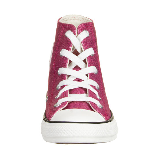 Chuck Taylor All Star High Sneaker Kinder, pink / weiß, zoom bei OUTFITTER Online