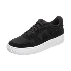 Air Force 1-1 Sneaker Kinder, schwarz / weiß, zoom bei OUTFITTER Online