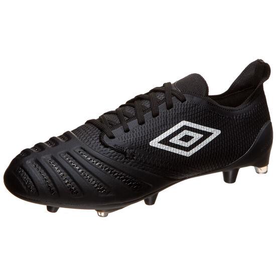UX Accuro III Pro FG Fußballschuh Herren, schwarz / weiß, zoom bei OUTFITTER Online