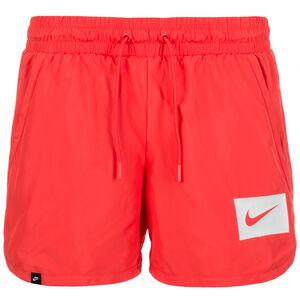 Sportswear Short Damen, korall / weiß, zoom bei OUTFITTER Online