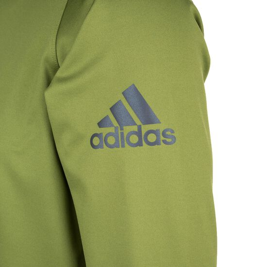 Camo Trainingssweatshirt Herren, oliv, zoom bei OUTFITTER Online