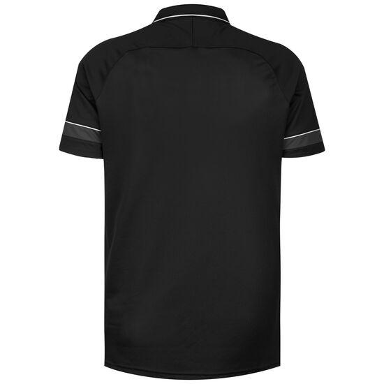 Academy 21 Dry Poloshirt Herren, schwarz / anthrazit, zoom bei OUTFITTER Online