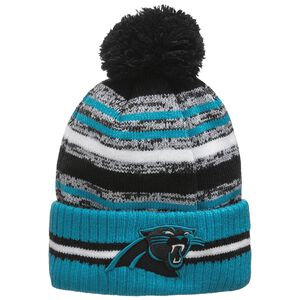 NFL Carolina Panthers Sideline Bobble Knit Mütze, , zoom bei OUTFITTER Online