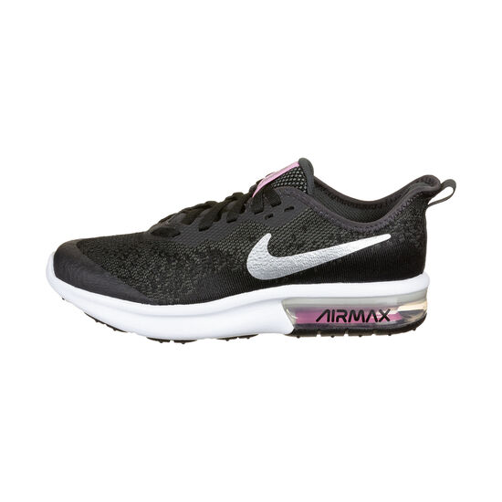 Air Max Sequent 4 Sneaker Kinder, schwarz, zoom bei OUTFITTER Online