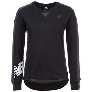 247 Sport Crew Sweatshirt Damen, schwarz, zoom bei OUTFITTER Online