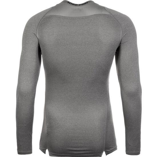 Pro Longlseeve Trainingsshirt Herren, dunkelgrau, zoom bei OUTFITTER Online